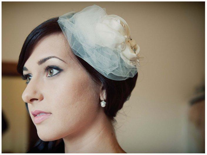 60's Retro Bridal Makeup