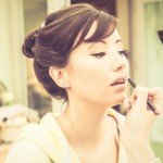 modern bridal makeup in kent