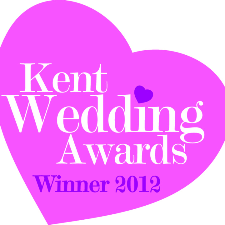 Kent Wedding Awards Winner