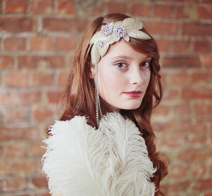 Transform your wedding style with Retro Bridal Makeup Inspiration: 1920s -1970s