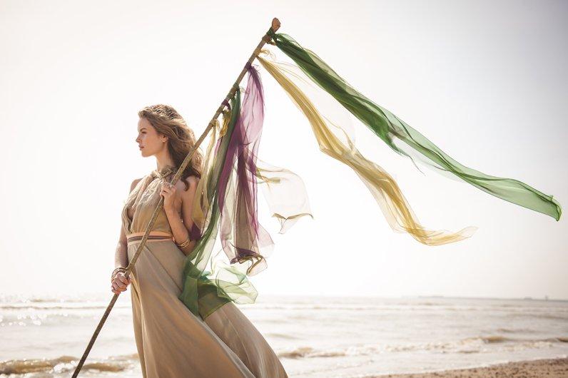 festival brides beach shoot heline bekker photographer lucy jayne makeup artist