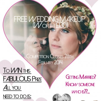 Win Your Wedding Makeup