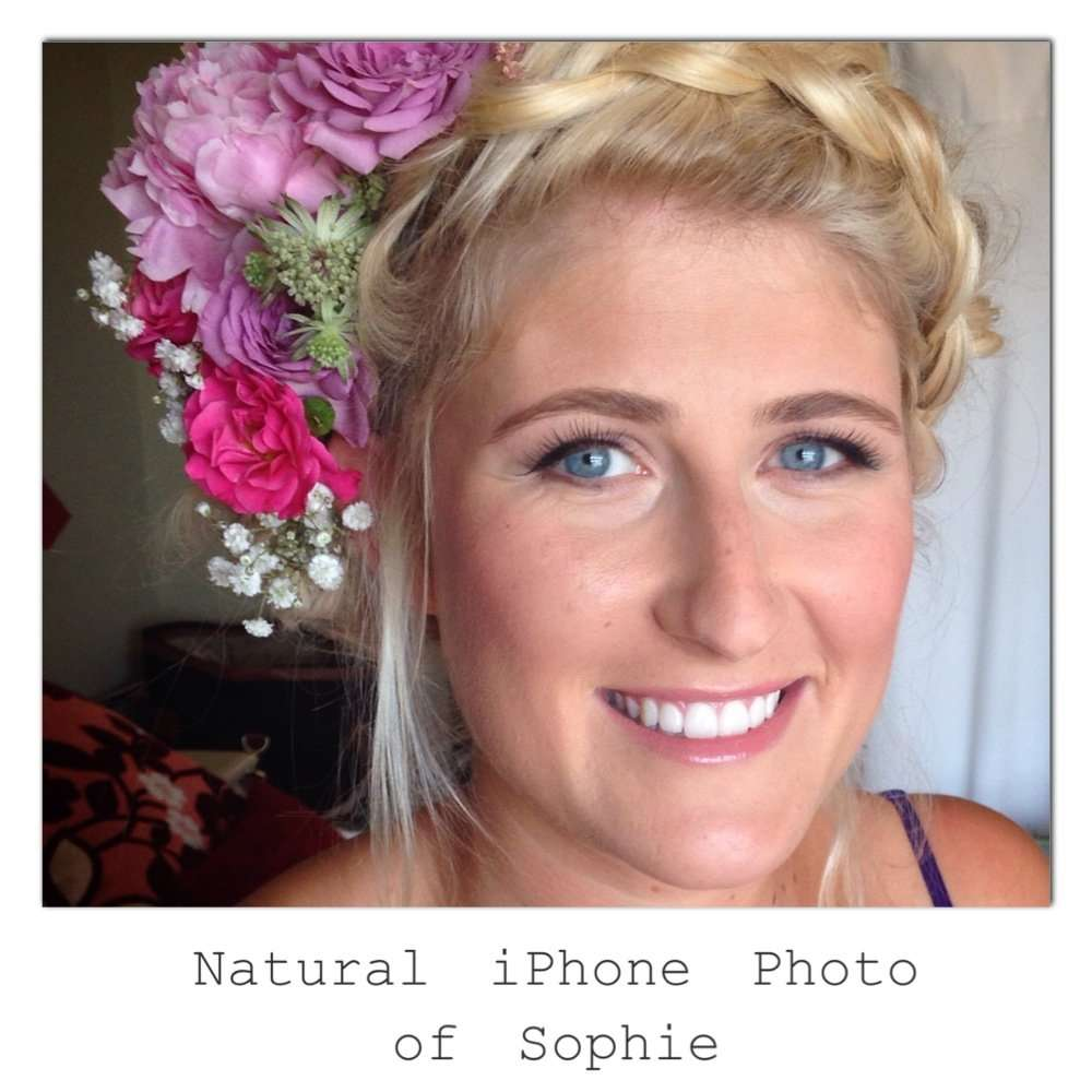 Boho Bridal makeup by Lucy Jayne Makeup
