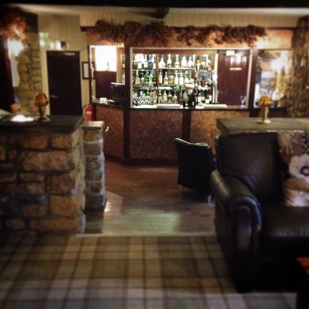 Bar at Ox Pasture Hotel Yorkshire