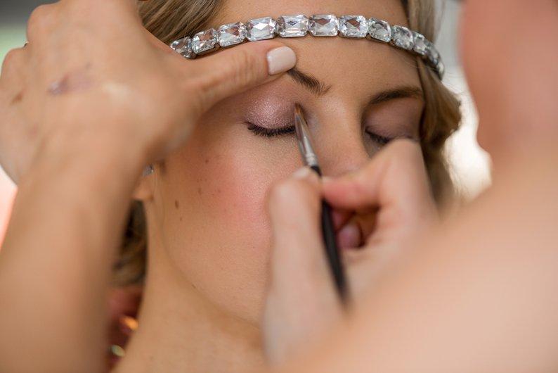 1920s bridal makeup tutorial lucy jayne