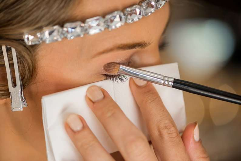 1920s bridal makeup lucy jayne