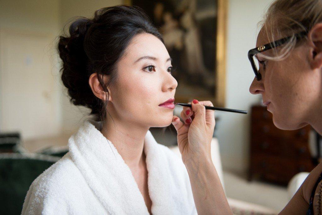 leeds castle makeup artist