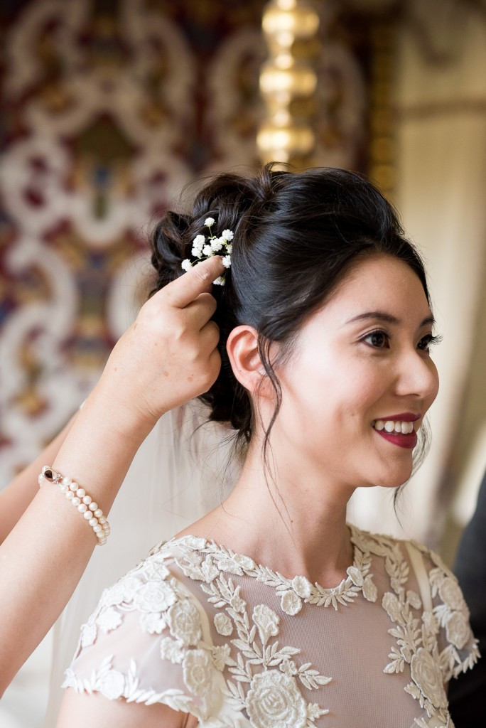 summer2015 bridal makeup trend