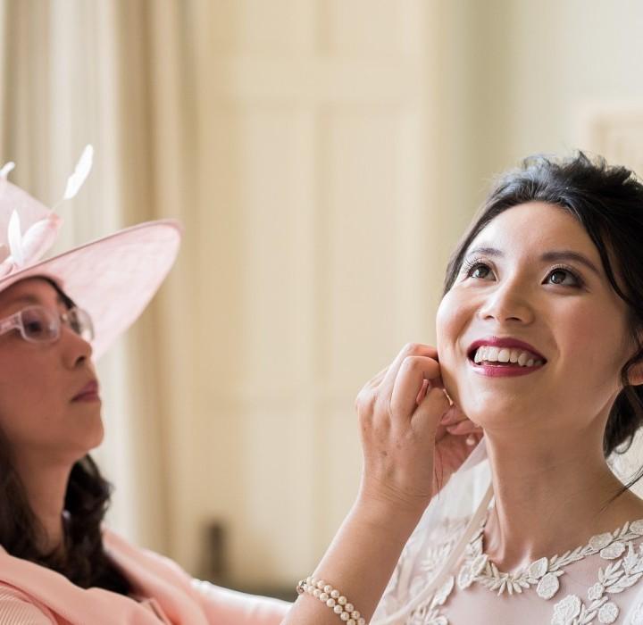 Summer 2015 Trend - Blush Bridal Makeup Inspiration