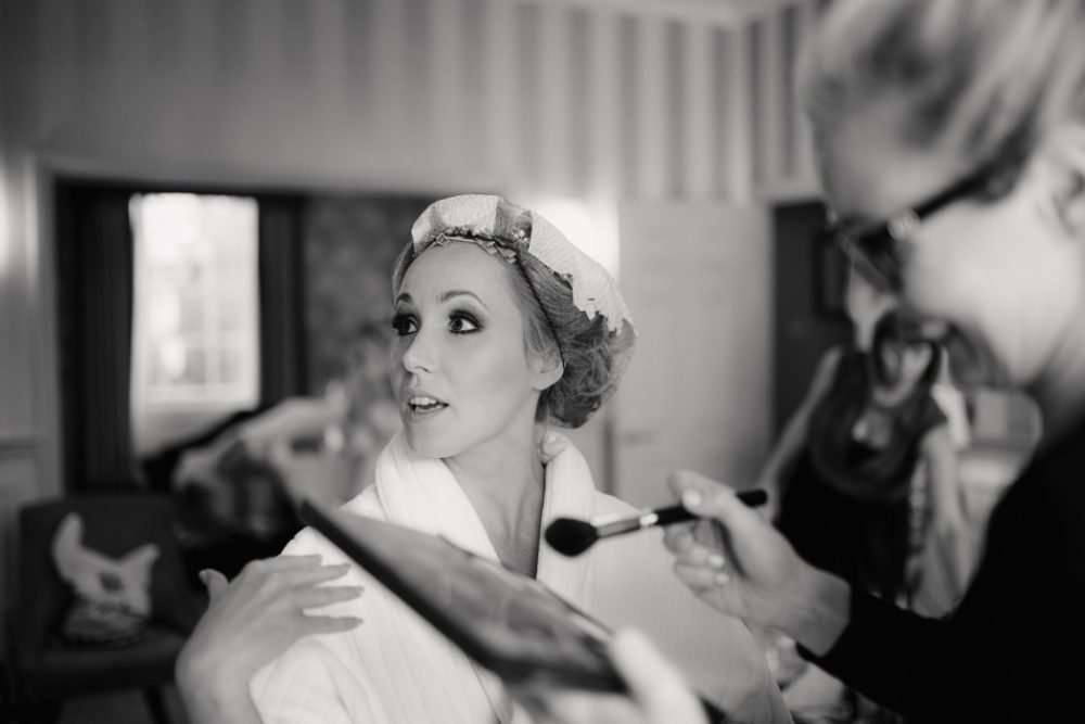 glamorous bridal makeup in kent by lucy jayne makeup